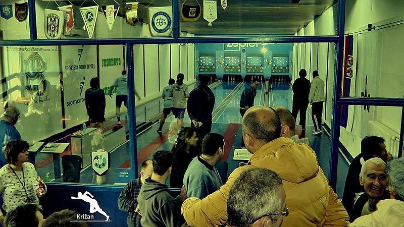 Prvenstvo Beograda u kuglanju za OSI