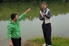 Časovi sportskog ribolova na jezeru Duboki potok u okolini Barajeva