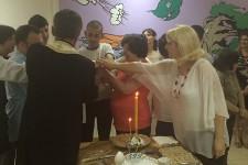 U Mladenovcu obeležen Spasovdan-slava Dnevnog boravka