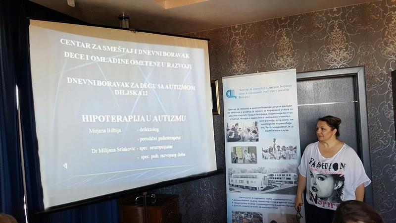 U Bijeljini održan edukativni program za stručnjake Dnevnog centra za MNRO