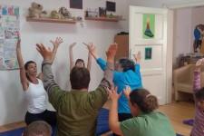 Radionica joge u DB Stari grad