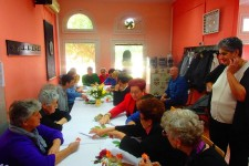 Korisnici DB Obrenovac posetili Klub penzionera