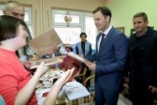 Gradonačelnik Siniša Mali obišao Dnevni boravak Diljska