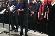 """Humanitarni koncerti hora """"The International Belgrade Singers"""""""