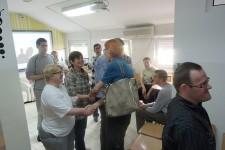 DB Obrenovac proslavio krsnu slavu