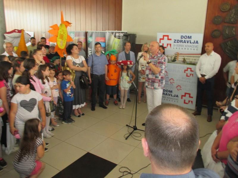 Festival zdravlja u Lazarevcu