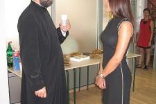 Proslava krsne slave u DB Čukarica