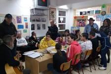 Likovna kolonija u DB Mladenovac