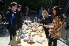 Humanitarna prodajna izložba u Rakovici