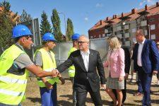 Položen kamen temeljac za izgradnju nove zgrade DB Lazarevac