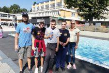 """""""Igre bez granica osoba sa invaliditetom"""" u SC """"Olimp"""""""
