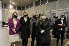 Zaposleni u Centru, koji su se prijavili za imunizaciju, organizovano vakcinisani protiv Covid-19