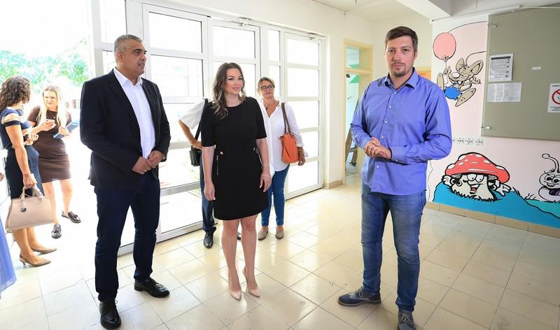 Počela rekonstrukcija Dnevnog boravka  u Mladenovcu